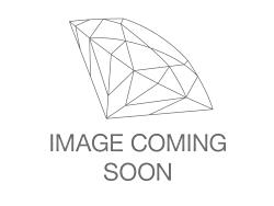 "Diamond .40ctw round and baguette, rhodium over sterling silver earrings and pendant with chain set. Earrings measure approximately 5/8""L x 7/16""W and has tension post backings. The pendant measures approximately 1""L x 1/2""W and comes with an 18"" chain. Estimated Appraisal Value $200.00"