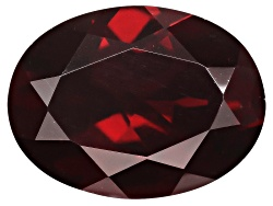 G1V284<br>Arizona Anthill Garnet Min 1.25ct 8x6mm Oval
