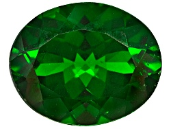 CDV489<br>Russian Chrome Diopside Minimum 2.25ct 10x8mm Oval