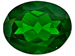 CDV507<br>Russian Chrome Diopside Minimum 1.75ct  9x7mm Oval