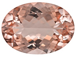 MGV272<br>Cor-de-rosa Morganite(Tm) Minimum 12.00ct 18x13mm Oval