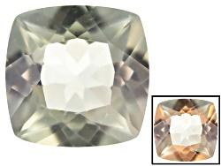 DZC049<br>Zultanite(R) Color Change Min .45ct 5mm Square Cushion