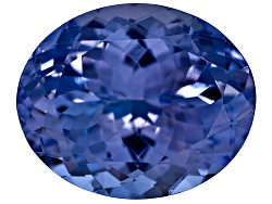 NTV121<br>Tanzanite Min 4.00ct 11x9mm Oval