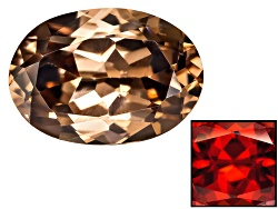 ZNV174<br>Nigerian Thermochromic Zircon Min 1.00ct Mm Varies Oval Caution:heat Sensitive