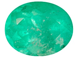 EMV2338<br>Colombian Emerald Min 1.00ct Mm Varies Oval