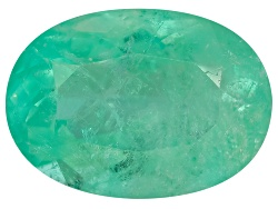 EMV2357<br>Colombian Emerald Min 2.00ct Mm Varies Oval