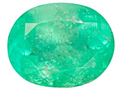EMV2358<br>Colombian Emerald Min 2.00ct Mm Varies Oval