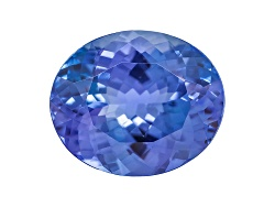 NTV366<br>Tanzanite 5.00ct Min 12x10mm Oval