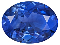 XTP4637<br>Madagascan Untreated Sapphire 1.64ct 8.61x6.50mm Oval