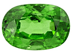 VRV307<br>Kenyan Tsavorite Garnet 4.36ct 10.88x7.51mm Oval With Stone Group Labs Report/Craig Lynch