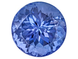 NTR245<br>Tanzanite Min 4.00ct 9.5mm Round