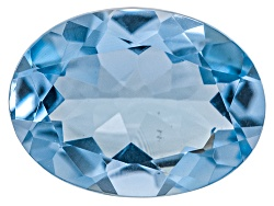 AQV202<br>Tanjaka Aquamarine(Tm) Min .85ct 8x6mm Oval