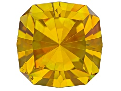 SFC387<br>Cut By Egor Gavrilenko Spanish Sphalerite 2.94ct 8x8mm Square Cushion Custom Cut