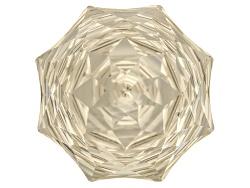 SJ006<br>Oregon Sunstone Average 5.00ct 12mm Fancy Shape Snowflake Cut