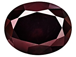 G1V337<br>Arizona Anthill Garnet Min 2.75ct 10x8mm Oval