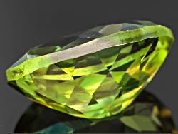 OBV203<br>Madagascan Sphene Min 2.25ct 9.5x7.5mm Oval
