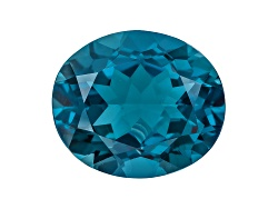 TOV206<br>London Blue Topaz 9.00ct Minimum 14x12mm Oval