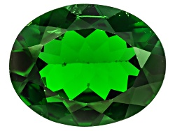 CDV548<br>Russian Chrome Diopside Minimum 2.00ct 10x8mm Oval