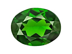 CD081<br>Russian Chrome Diopside Minimum 1.50ct 9x7mm Oval Shape
