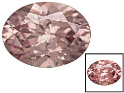GA052<br>Masasi Bordeaux Garnet(Tm) Color Shift 1.20ct Min 8x6mm Oval