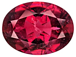 TU071<br>Rubellite Tourmaline 1.00ct Minimum 8x6mm Oval