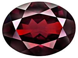 GA086<br>Mozambique Red Garnet 10.00ct Minimum 16x12mm Oval