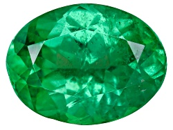 TS138<br>Tanzanian Tsavorite Garnet 1.15ct Minimum 8x6mm Oval